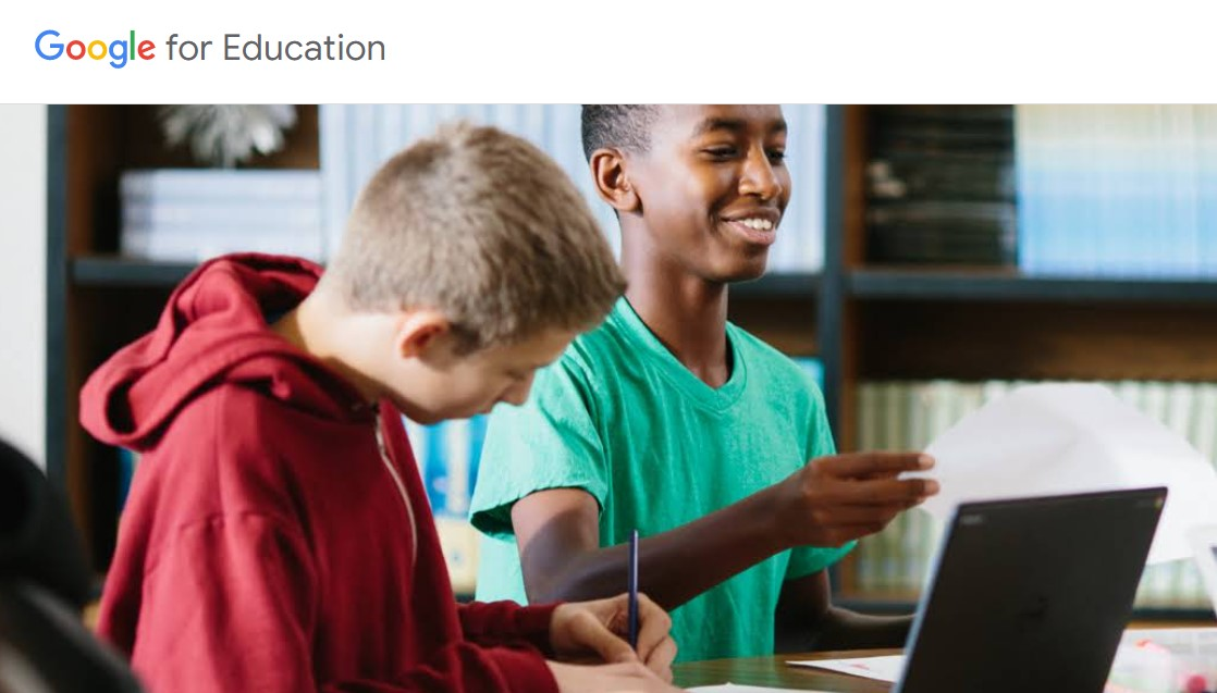 Cosa comprende Google Suite for Education?