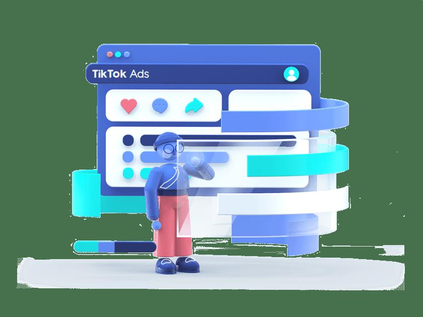 Si può fare TikTok Ads senza partita IVA?