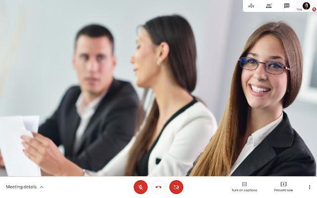 Quali effetti visivi speciali puoi aggiungere su Google Meet?