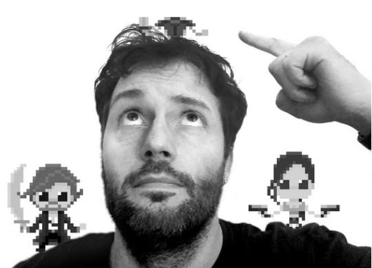 """O Pixel Art Maker italiano de 8 bits """"The Oluk"""" é a história mais maravilhosa que você lerá hoje"""