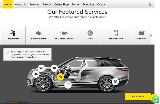 Black Edition Auto Service