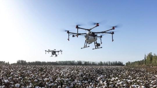 O que os drones usam que foi descoberto a mais de 250 anos?