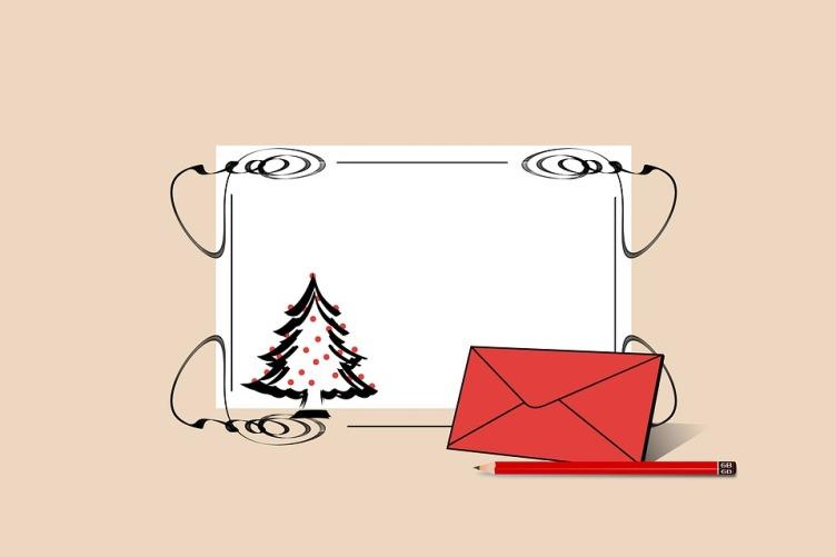 Como escrever cartões de Natal de sucesso para professores por e-mail