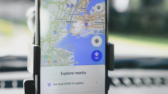 Como usar o Google Maps Car Finder