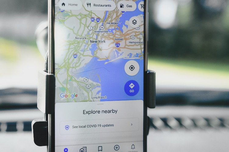 Como usar o Google Maps Car Finder