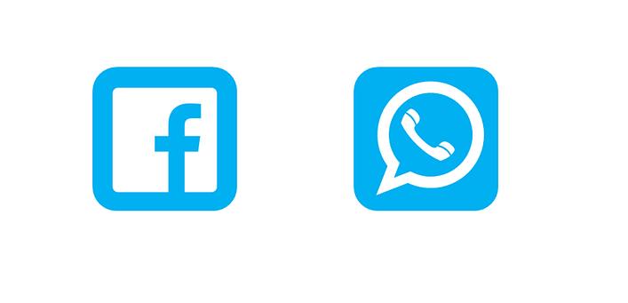 Compartilhando vídeos do Facebook Messenger no Whatsapp