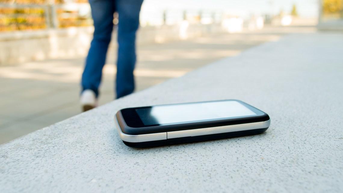 Como desligar um telefone celular remotamente