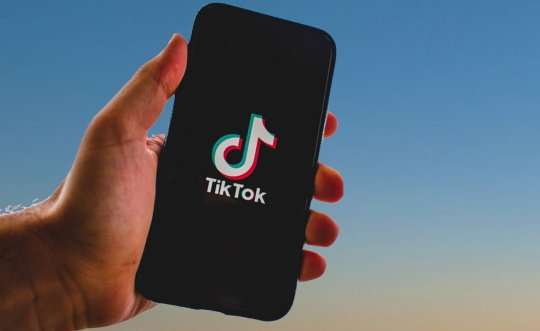 Como criar um vídeo no Tiktok com música e fotos