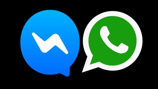 Kак поделиться видео через Messenger в Whatsapp