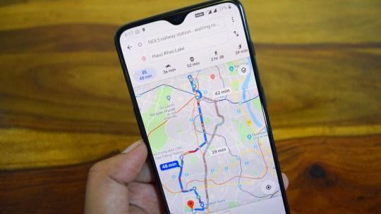 Как добавить отсутствующее место на Google Карты