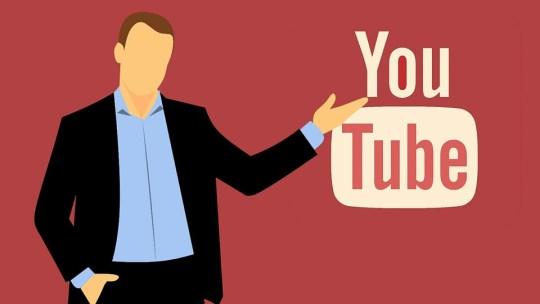 Канал Youtube не показывается в поиске.