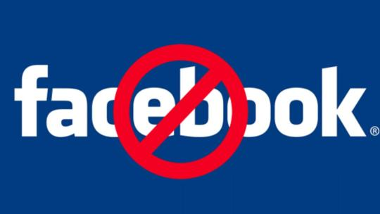 Combien de temps un compte Facebook reste-t-il temporairement bloqué/verrouillé