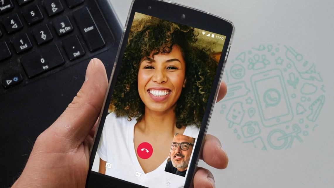 Comment enregistrer des appels vidéos Whatsapp sur iPhone et sur Android