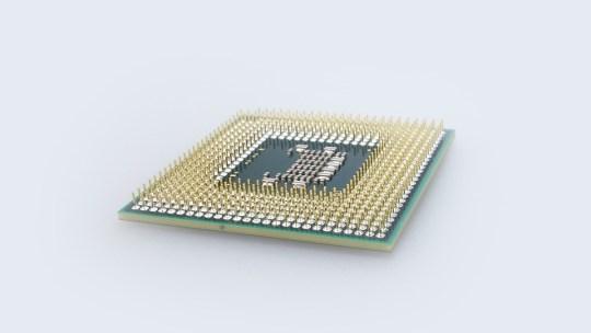 Investigadores construyen un acelerador de partículas que cabe en un chip
