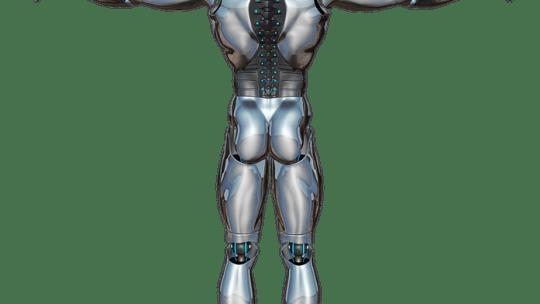 Nuevo material metálico para robots blandos flexibles