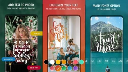¿Cómo usar Text to Photo para editar tus fotos?