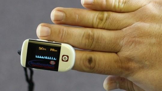 Cómo te ayuda la tecnología a saber cuánto Oxígeno hay en tu sangre