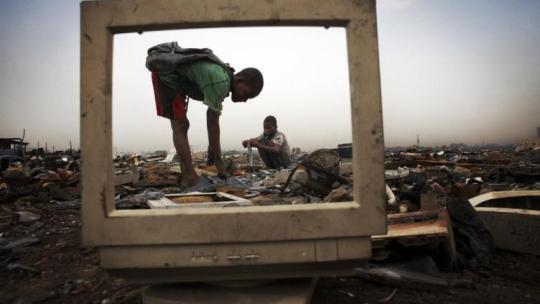 ¡La basura electrónica, algo que nos atañe a todos!