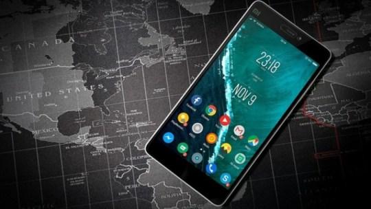 Encuentra tu teléfono inteligente Android perdido en Google Maps