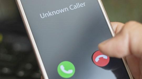 ¿Cómo averiguas un número desconocido en iPhone?