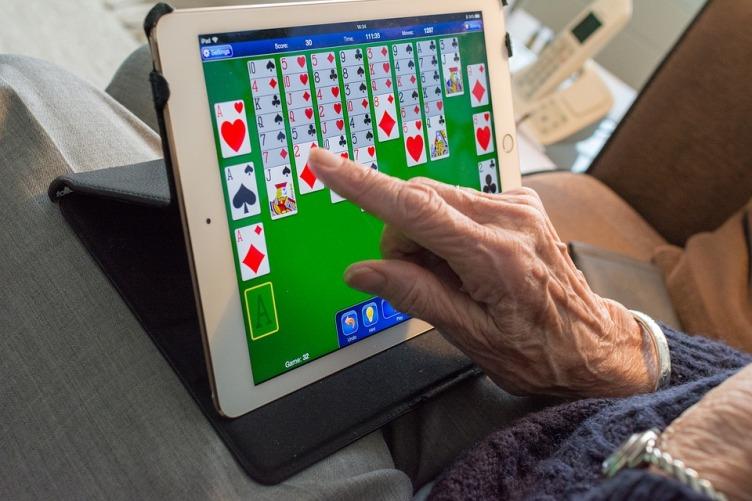 Tabletas para personas mayores