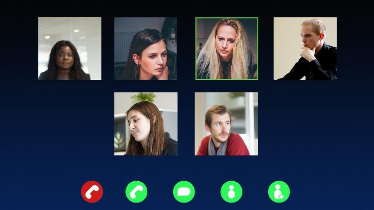 Cómo desenfocar mi fondo para todas las videollamadas en Skype para Android e iPhone