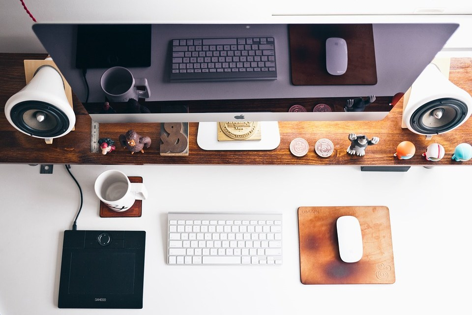 How to create a work environment at home