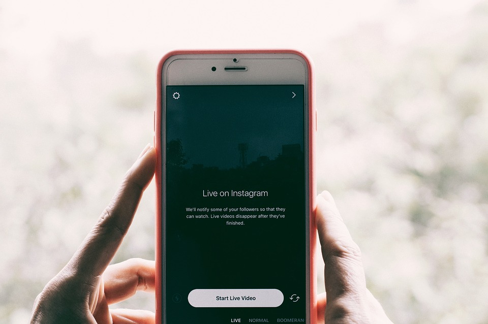 How to use Instagram Live like a pro