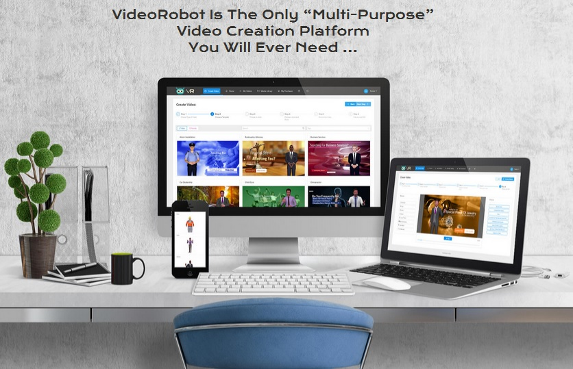 What is VideoRobot and how it works?
