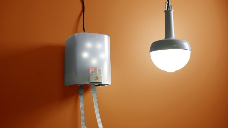 NOWLIGHT: The Self-sufficient Gravity Light
