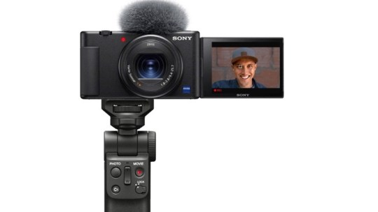 Meet the ZV-1, a new digital pocketable camera by Sony