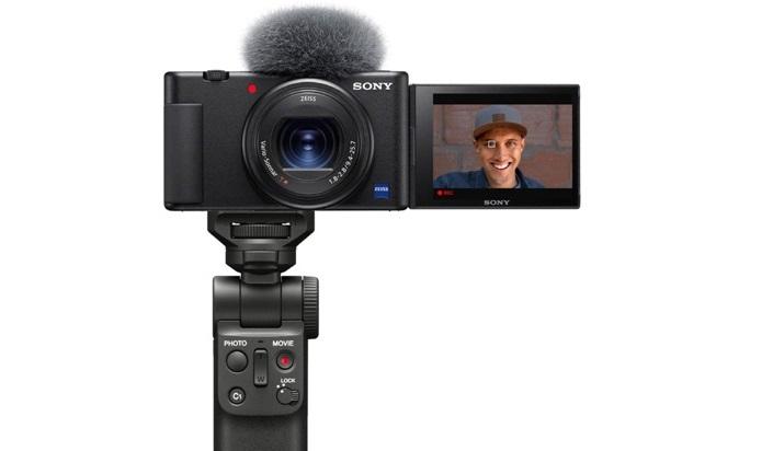 Meet the ZV-1, a new digital pocketable camera by Sony