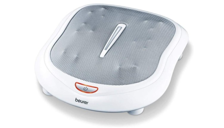 Meet the Beurer Shiatsu foot massager