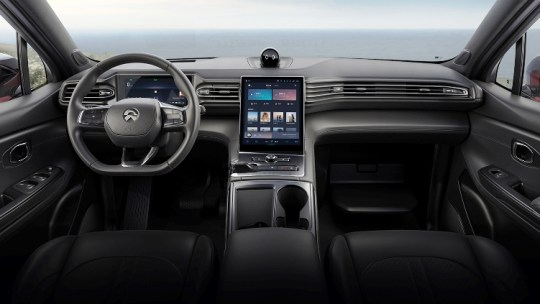 NIO, more than a smart cars line