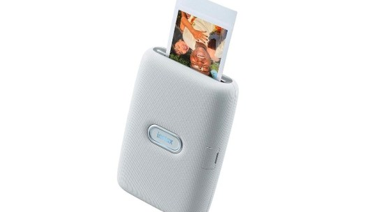 The Fujifilm Instax Mini Link Smartphone Printer
