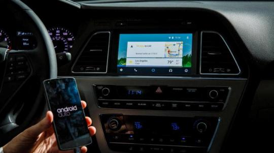 How to set up Android Auto in the car