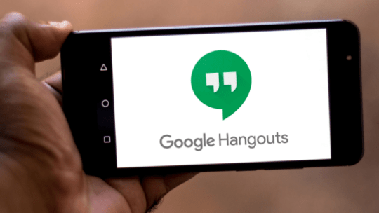 How to share screen and camera in a Google Hangouts conference call