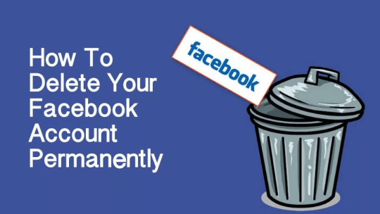 How to permanently delete Your Facebook account immediately