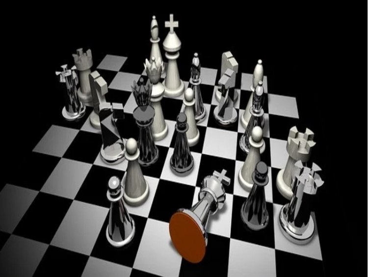 Play chess online with computer 3D