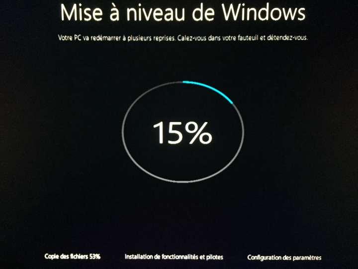 Windows 10 - Calez vous dans votre fauteuil