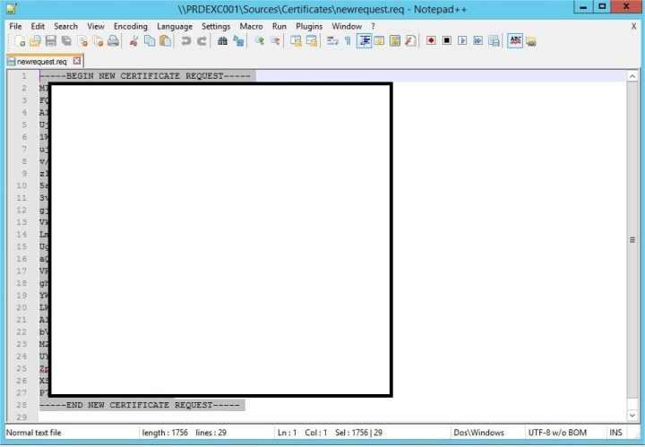 InstallationCertificatPourExchange2013AvecStartSSL_10