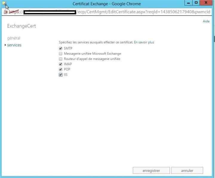 InstallationCertificatPourExchange2013AvecStartSSL_20