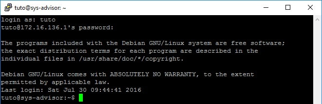 SPLASH_[TUTO] - Installer MySQL Apache et Webmin sur Debian03