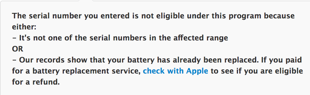 Screen Shot 1438 04 25 at 1.59.34 AM - افحص جهازك الان بعد انتشار صورة من وزارة التجارة بإستدعاء جهاز iphone 6s بسبب إحتمالية توقف الجهاز بشكل مفاجئ