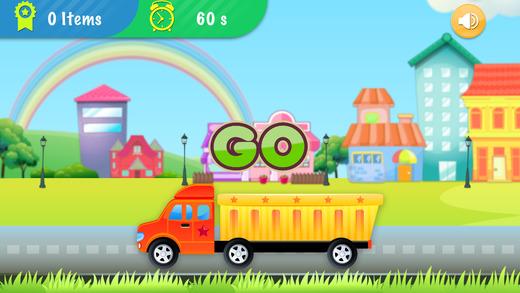 1 - تطبيق Collect ABC Words تعلم اللغة الانجليزية للاطفال