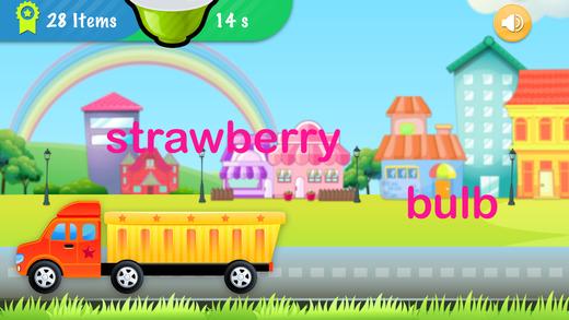 2 - تطبيق Collect ABC Words تعلم اللغة الانجليزية للاطفال