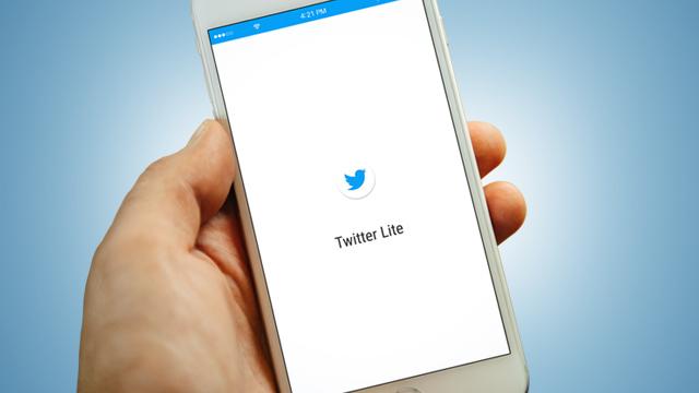 سس - تويتر تطلق نسخة اختبارية خفيفة Twitter Lite من تطبيقها على الآندرويد