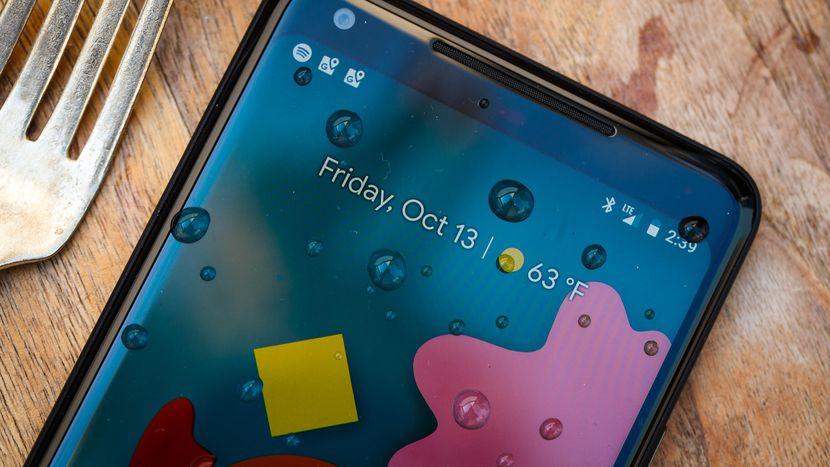 google pixel 2 0490 025 - بالفيديو: من جديد مشاكل كبيرة في شاشات هواتف جوجل بكسل 2XL
