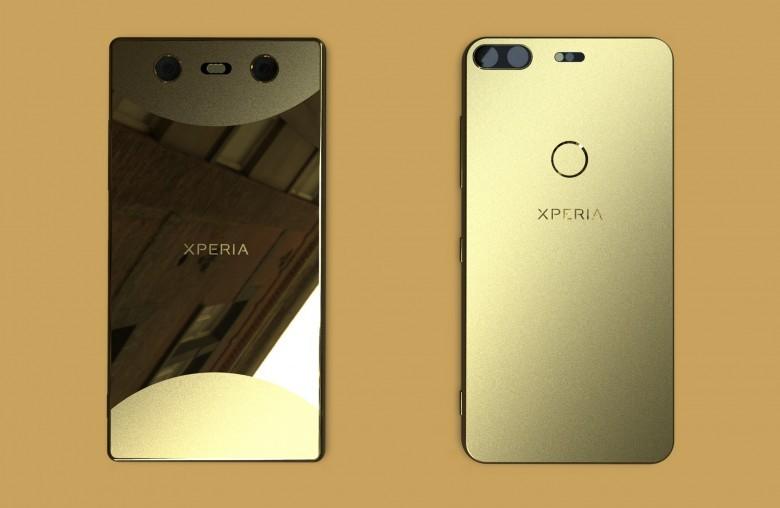 111 5 216eec3835cb99c766e4398a20e7b33f - قد يكون هذا هو التصميم الجديد لجوالات سوني إكسبريا 2018