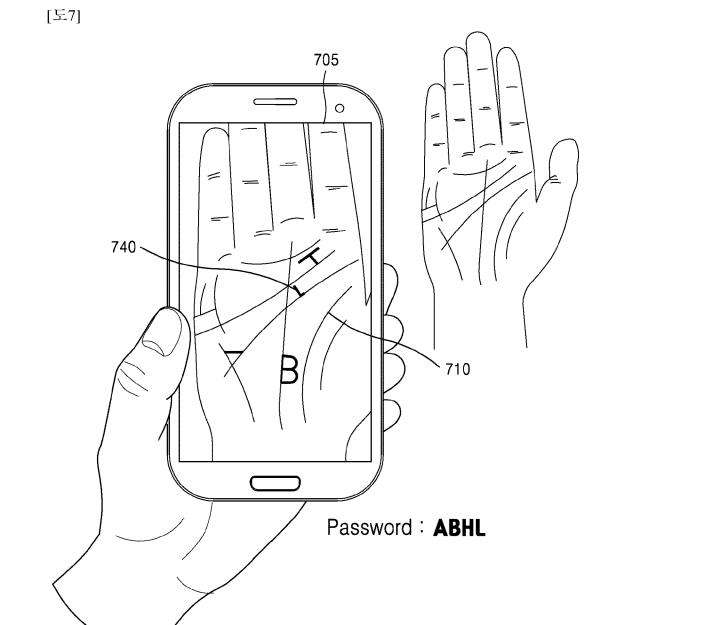 2017 12 02 20 52 30 WO2017204396.pdf - سامسونج تسجل براءة اختراع جديدة تعتمد على بصمة اليد